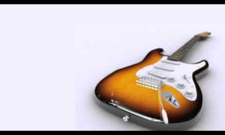 Pop Rock Guitar Backing Track In D Mixolydian