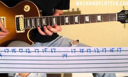Slash: Anastasia Lesson w/ TAB by Mash and Flutter