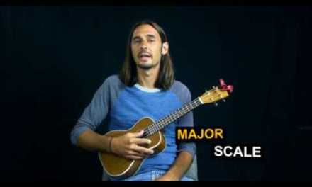 Beginner Ukulele Lessons 22 : Ukulele Major Scales