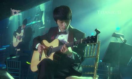 "TITANIC II World Launch  –  ""My heart will go on"" SUNGHA JUNG LIVE New York"