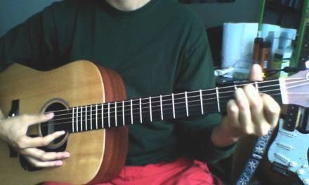 Volver Volver – Vicente Fernandez Guitar Lesson – tutorial – como tocar – en guitarra – PART 2