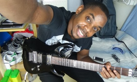 How to play seben lesson #4 – Play your first lead guitar riffs for congolese music