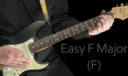 Learn Guitar Lesson – Basic Open Chords