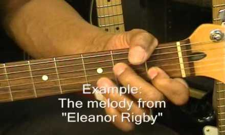 How To Play A Rock Electric Guitar Solo Without Even THINKING About Scales #4 Chord Chase
