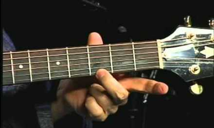 "Delta Blues Guitar Lesson ""Black Mattie"" RL Burnside MDBG Masters of Delta Blues Guitar"