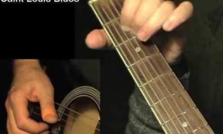 Saint Louis Blues – fingerstyle + TAB! Acoustic guitar lesson
