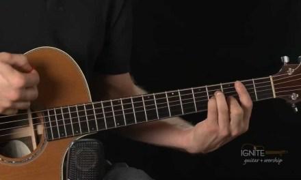 Chord Drills #5 – 8 – Learn Intermediate Acoustic Guitar Lesson