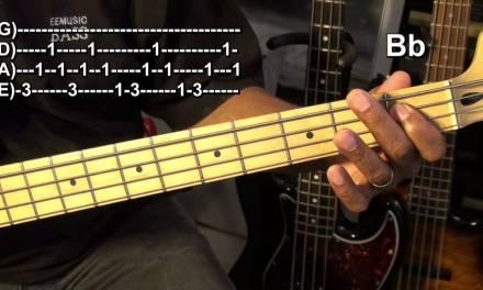 SEE YOU AGAIN Wiz Khalifa Charlie Puth Bass Guitar Lesson EricBlackmonMusicHD