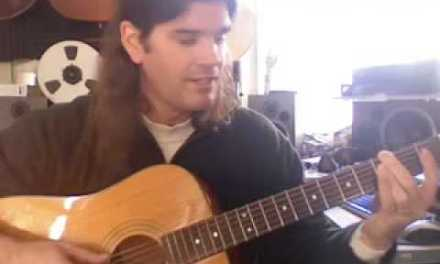 "Jim Keyes Christmas Jazz Guitar Lesson ""Let It Snow"" Pt. 2"