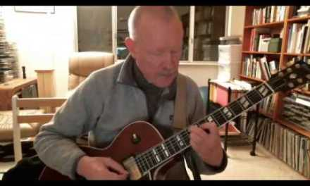 Randy Vincent – Skype Jazz Guitar Lesson – Demo