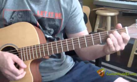 America – Sister Golden Hair – Guitar Lesson (Chords, Strumming Pattern and More!)