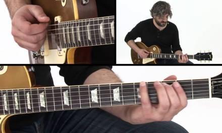 Blues Guitar Lesson – 5 Modes of Minor Pentatonic – Jason Loughlin