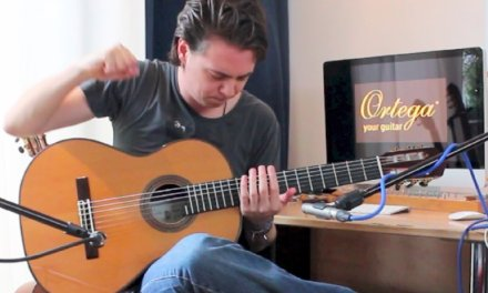 Dream Theater – Panic Attack [Acoustic/Classical Fingerstyle Guitar] – Thomas Zwijsen