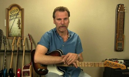 How To Use A Thumb Pick – Guitar Lesson