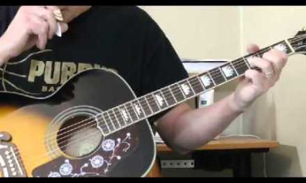 Tommy Johnson Guitar Lesson – Canned Heat Blues