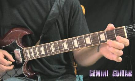 Blues Rock Guitar Lesson – Groove Riffing