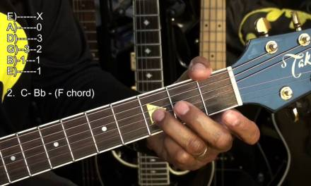 Seal Style KISS FROM A ROSE Intro Chord/Melody Transition Lesson #302 EricBlackmonMusicHD
