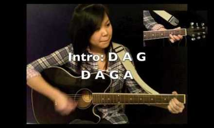 """""""Jump Then Fall"""" – Taylor Swift EASY Guitar Tutorial/Chords (No Capo!)"""