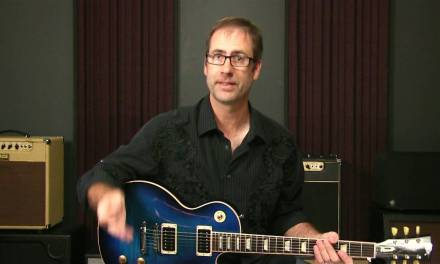 Slow Blues Lesson: Rhythmic Lead Solo Ideas For A Slow Blues