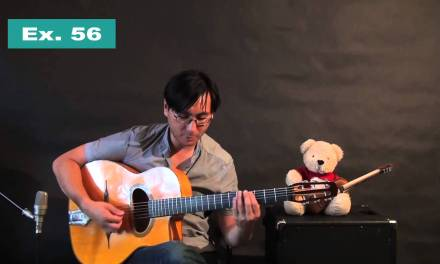 Denis Chang – Gypsy Jazz Guitar Technique – Licks / Picking (Lesson Excerpt)