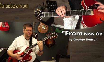 How to play fast with your thumb, Wes Montgomery jazz guitar style
