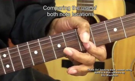LET'S TALK SCALES #4 Secrets Of The Pentatonic Scale Guitar Tutorial YouTube