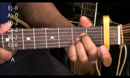 Guitar Chord TABS Tutorial #233 Harry Chapin Cats In The Cradle EricBlackmonMusicHD