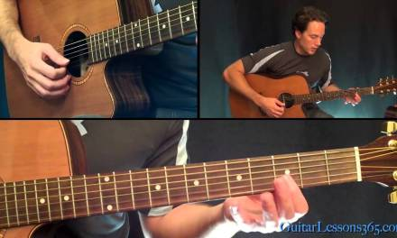 Wish You Were Here Guitar Lesson Pt.2 – Pink Floyd – Intro Solo
