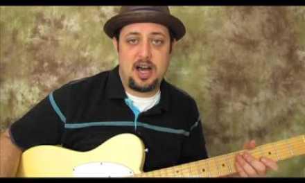 Marty Schwartz Exclusive Blues Guitar Lesson