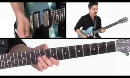 30 Modern Country Licks – #21 Hot Bends – Guitar Lesson – Corey Congilio