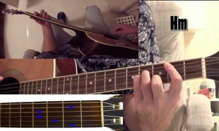 Guitar chords: Bruno Mars – It Will Rain (chords, lyrics)