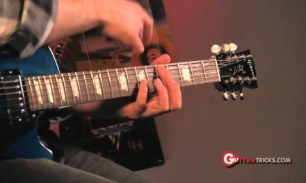 Octaves Guitar Lesson – Easy Guitar Lesson – Guitar Tricks 81