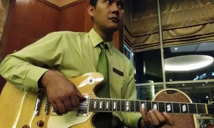 jazz solo guitar lesson,skill type 3 sequnce 1,by hendri dunan