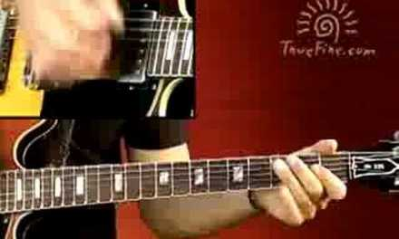 Blues Guitar Lesson – Stormy 1 – Larry Carlton