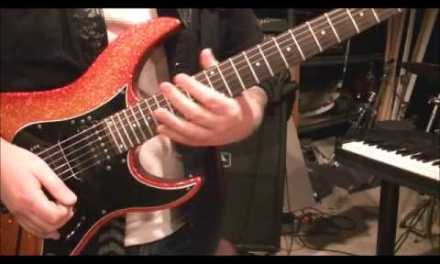 Ozzy Osbourne – Over The Mountain – Guitar Lesson by Mike Gross