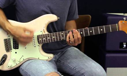 How To Play – 38 Special  – Rockin' Into The Night – Guitar Lesson – Rhythm Parts