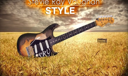 Stevie Ray Vaughan Style Backing Track (E) | 66 Bpm