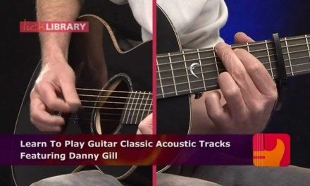 Acoustic Guitar Lessons | Learn To Play Guitar Classic Tracks DVD Licklibrary