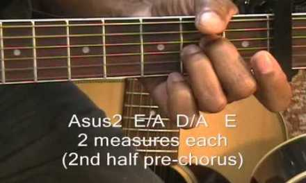 Edwin McCain I'll Be  How To Play I'll Be On Guitar Easy Guitar Lesson Greenville SC