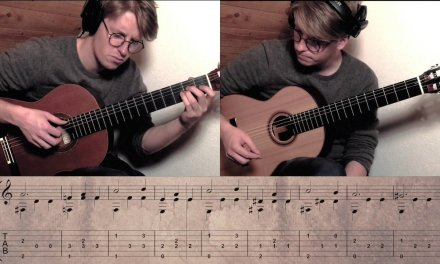 Taboo Guitar – Classical Fingerstyle lesson