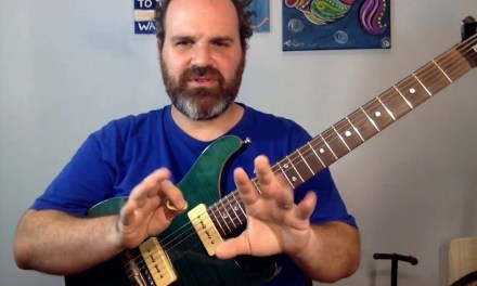 Phish SAND Solo: And The Dorian Mode Guitar Lesson!