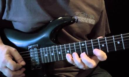 E minor Pentatonic Lick – Guitar Lesson