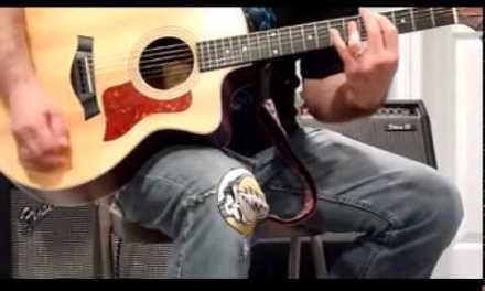 David Bowie – Rock 'n' Roll Suicide – guitar LESSON