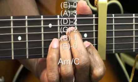 How To Play Coldplay Style Chords Guitar Chord Tutorial #78 Capo 4 Tutorial Lesson