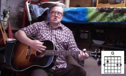 Guitar Lessons With Bubbles – Liquor & Whores