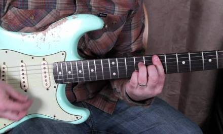 Pt. 2 Guitar Lessons – Soloing – Scales Modes – Jerry Garcia Style Guitar Lesson Fender Strat