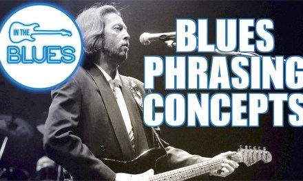 Blues Guitar Phrasing Lesson – A Guide to Better Blues Lead Guitar