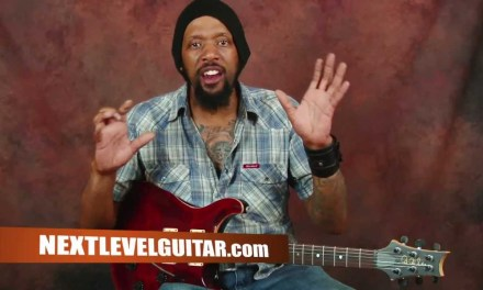 Learn ZZ TOP inspired EZ blues guitar licks and riffs Jesus Just Left Chicago style lesson