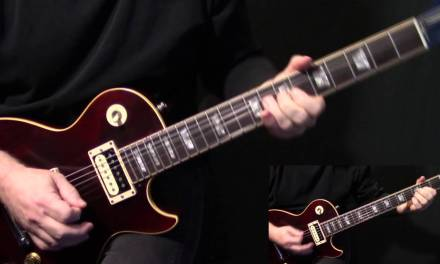 "demo | how to play ""Free Ride"" on guitar by The Edgar Winter Group 