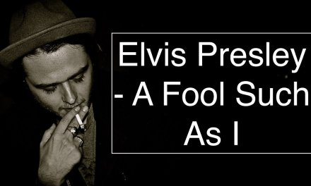 Elvis Presley – A Fool Such As I [Guitar Tuto/Lesson/Cover With CHORDS]